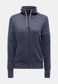 Esprit Sports - Zip-up hoodie - navy - 7