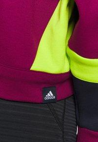 adidas Performance - URBAN CREW - Sweatshirt - berry - 5