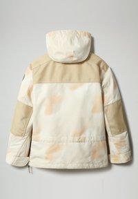 Napapijri - SKIDOO AIRBRUSH CAMO - Summer jacket - beige camou - 7