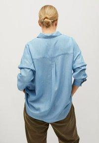 Violeta by Mango - Button-down blouse - hellblau - 2