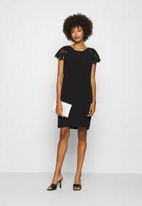 s.Oliver BLACK LABEL - Cocktail dress / Party dress - true black - 1