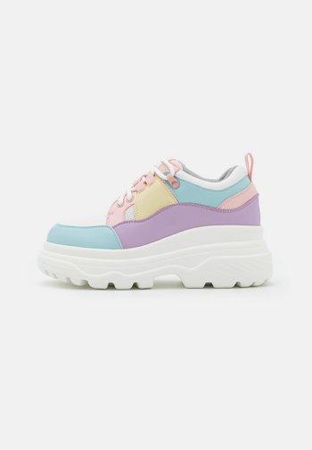 VEGAN AMARIS - Sneakers basse - pastel/multi-coloured