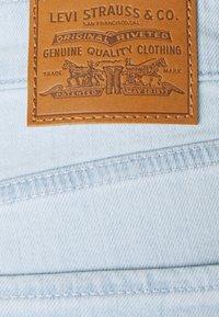 Levi's® - MILE HIGH SUPER SKINNY - Jeans Skinny - light indigo/flat finish - 2