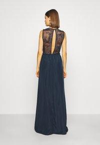 YAS - ELENA BRIDESMAIDS MAXI DRESS - Robe de cocktail - dark sapphire - 2