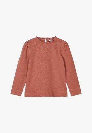 Sweatshirt - withered rose