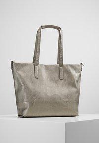 Jost - Käsilaukku - silver - 5