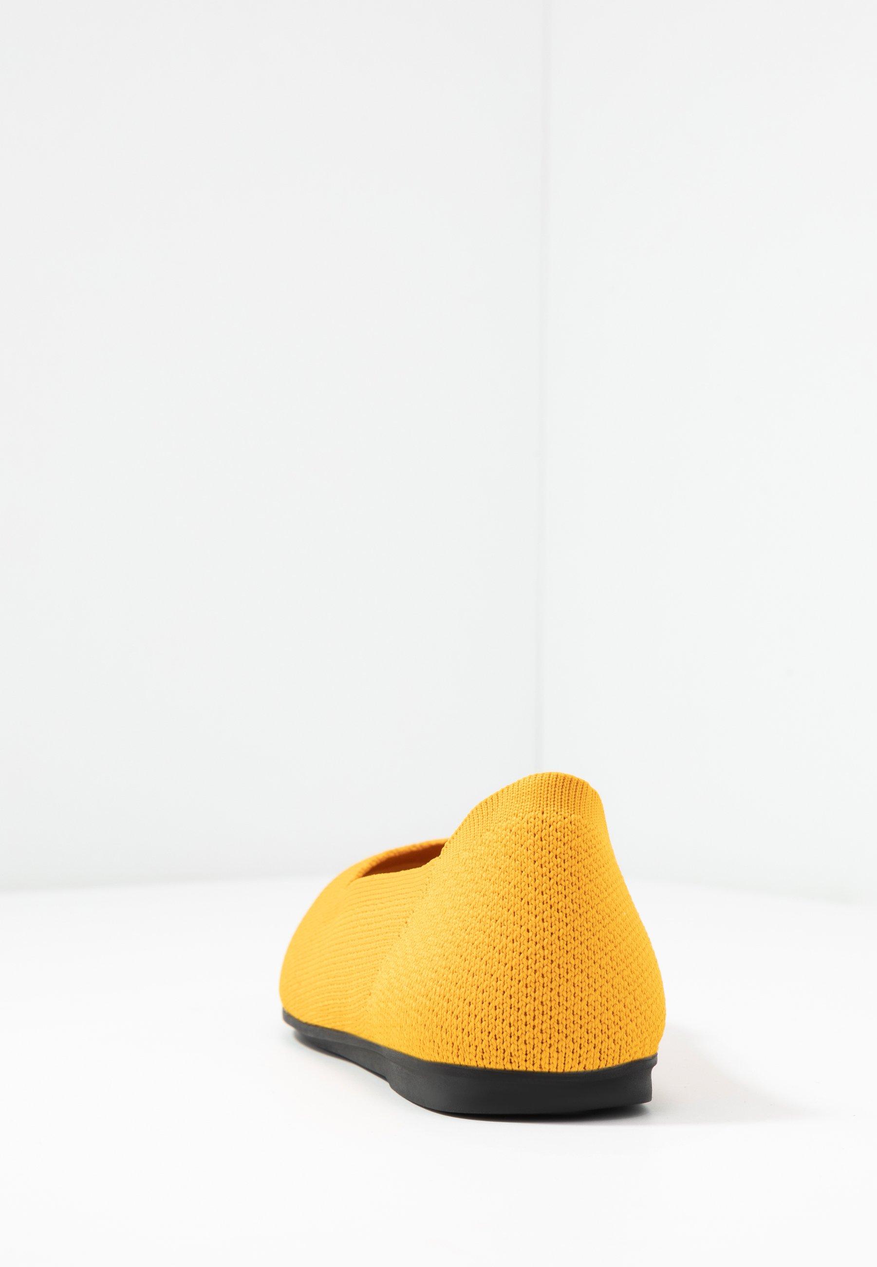 Bianco BIADELFINE  - Ballerina - mustard