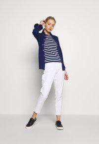 Polo Ralph Lauren - HEIDI LONG SLEEVE - Button-down blouse - holiday navy - 1