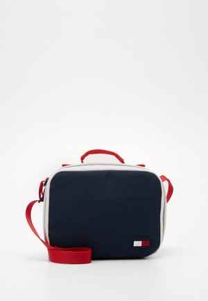 CORE LUNCH BOX - Skuldertasker - blue