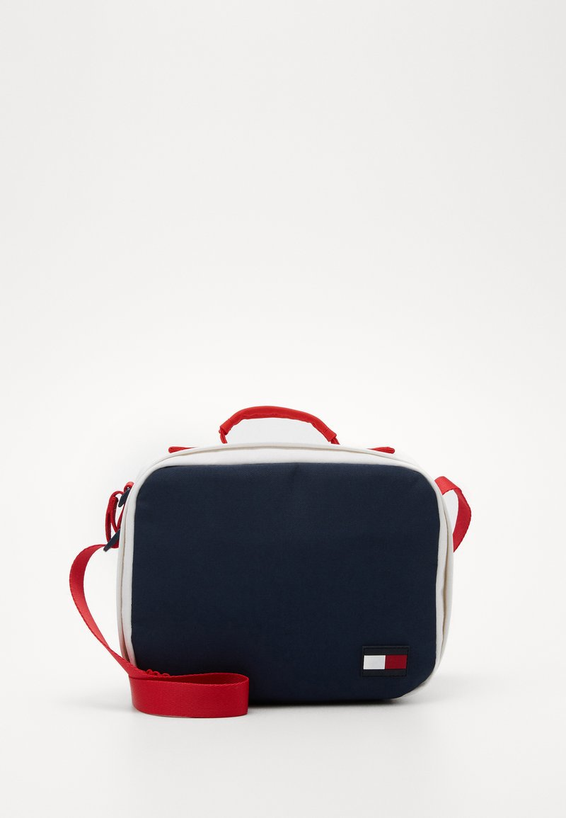 Tommy Hilfiger - CORE LUNCH BOX - Across body bag - blue