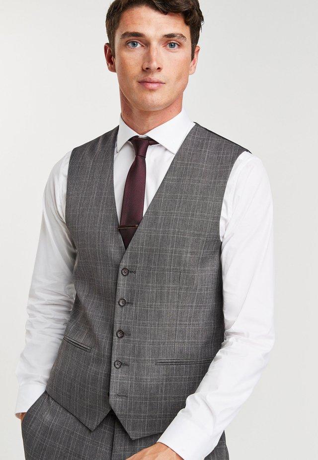 Anzugweste - grey