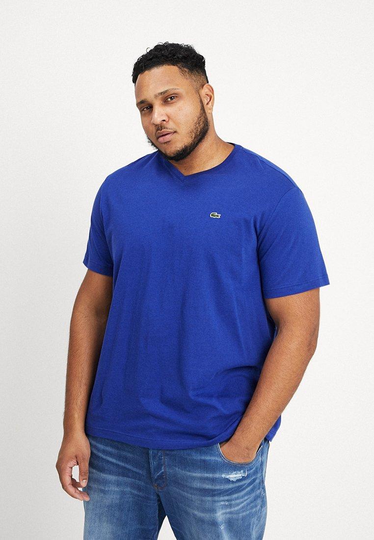 Lacoste - T-shirt - bas - royal