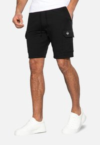 Threadbare - HUNTER - Shorts - schwarz - 0