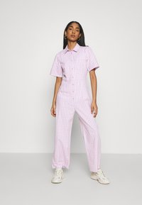 Monki - SAMANTHA  - Jumpsuit - pink - 0