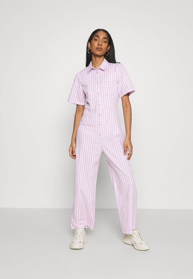 SAMANTHA  - Overall / Jumpsuit /Buksedragter - pink