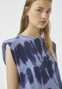 PULL&BEAR - Top - blue - 3
