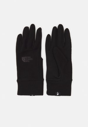 GLACIER GLOVE UNISEX - Fingervantar - black