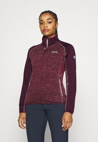 Regatta - LINDALLA - Fleece jacket - prun - 0