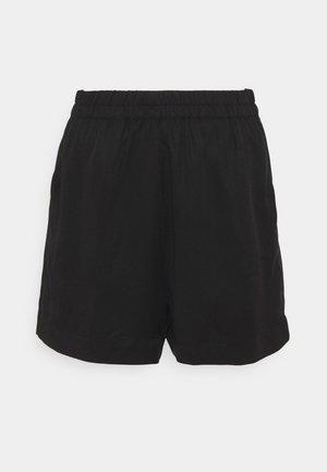 OBJTILDA - Shorts - black