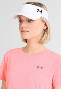 Under Armour - LINKS VISOR 2.0 - Cap - white - 1