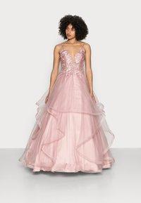 Luxuar Fashion - Robe de cocktail - rosé - 0