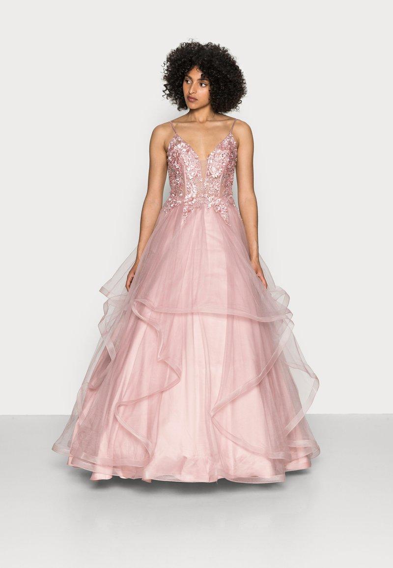 Luxuar Fashion - Robe de cocktail - rosé