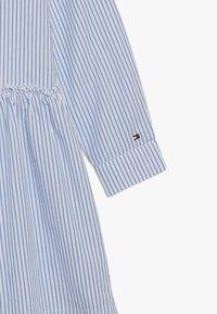 Tommy Hilfiger - ITHACA SHIRT DRESS - Košilové šaty - white - 3