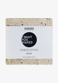 I WANT YOU NAKED - NAKED SOAPSTONE SQUARE - SEIFENABLAGE - Bath & body - - - 0