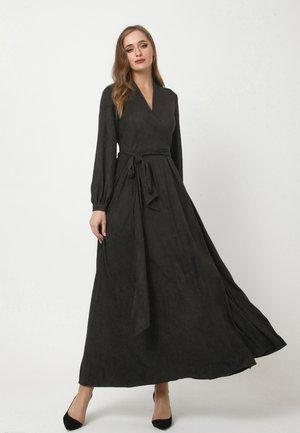 PHACELIA - Maxi dress - schwarz