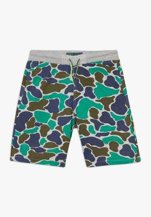 SMALL BOYS BERMUDA - Pantalones deportivos - grey melange