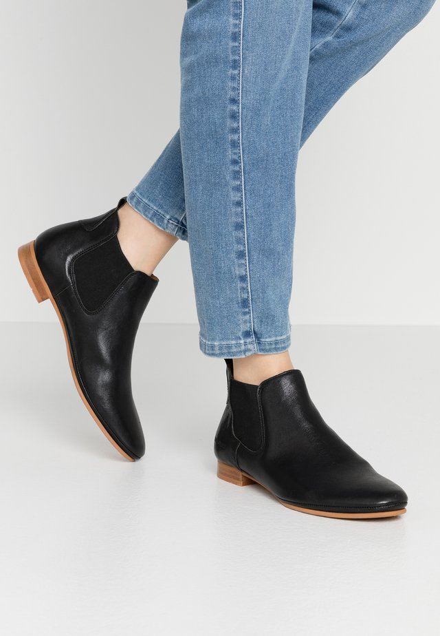 NEW TOULOUSE - Boots à talons - black