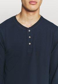 Jack & Jones - JJEJEANS NOOS - T-shirt à manches longues - navy - 5