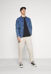 Selected Homme - SLHJACKSON JACKET - Denim jacket - medium blue denim - 1