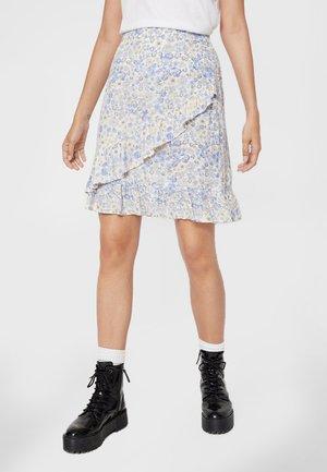 A-line skirt - kentucky blue