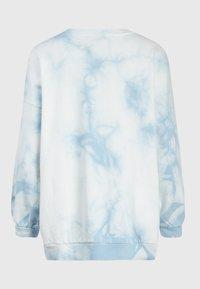 AllSaints - STORN TIE DYE  - Sweatshirts - blue - 1