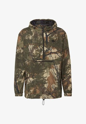 REGEN BLOCKED SHELL CAMO WINDBREAKER - Windbreaker - multicolour