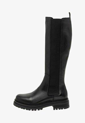 BIADARLENE - Høje støvler/ Støvler - black