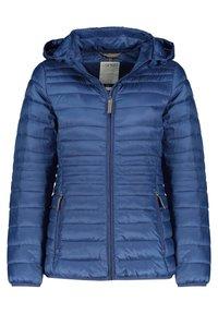 Esprit - DAMEN MIT KAPUZE - Winter jacket - blau (51) - 3