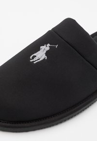 Polo Ralph Lauren - KLARENCE  - Pantoffels - black/grey - 5