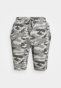 Brave Soul - DISGUISE - Shorts - grey camo - 4