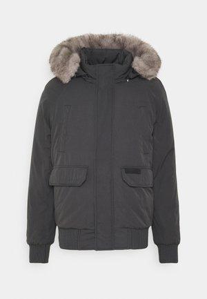 Winter coat - grey