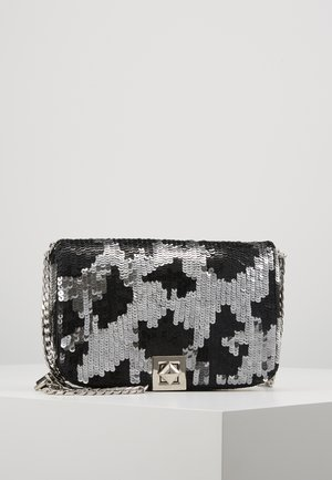 UNA MAIKA BAG - Across body bag - silver