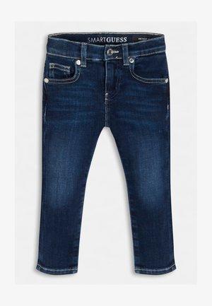 SKINNY FIT - Slim fit jeans - blau