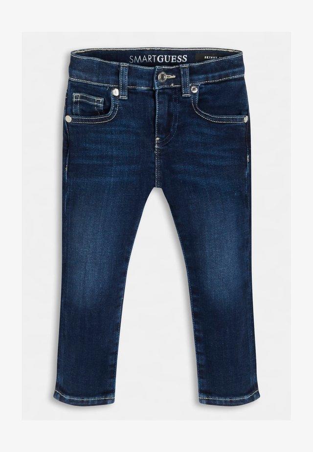 SKINNY FIT - Jeans slim fit - blau