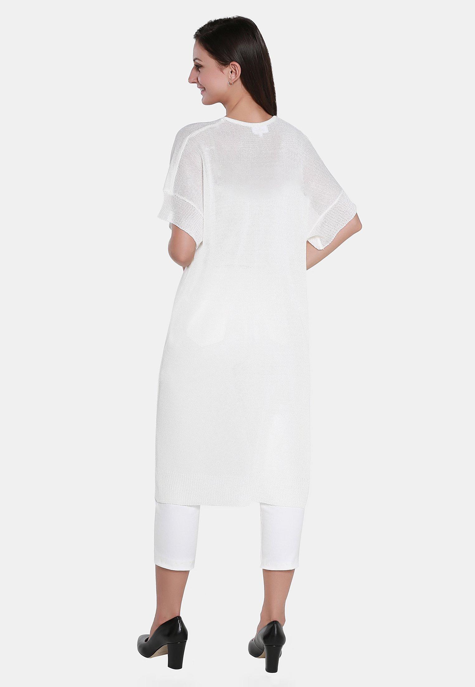 Perfect Women's Clothing usha Cardigan white JI8Z0y9sq