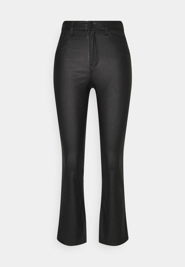 OBJBELLE PANT - Pantalones - black
