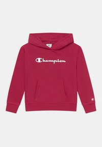 Champion - AMERICAN CLASSICS HOODED UNISEX - Mikina - red - 0