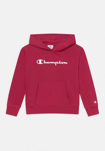 AMERICAN CLASSICS HOODED UNISEX - Sweater - red