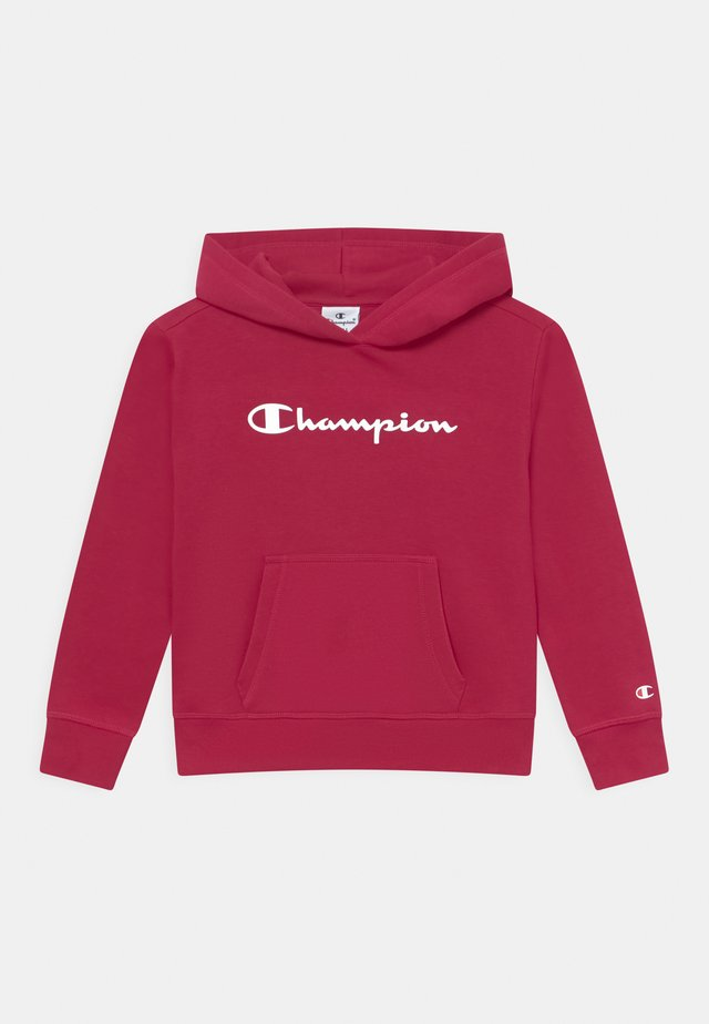AMERICAN CLASSICS HOODED UNISEX - Mikina - red