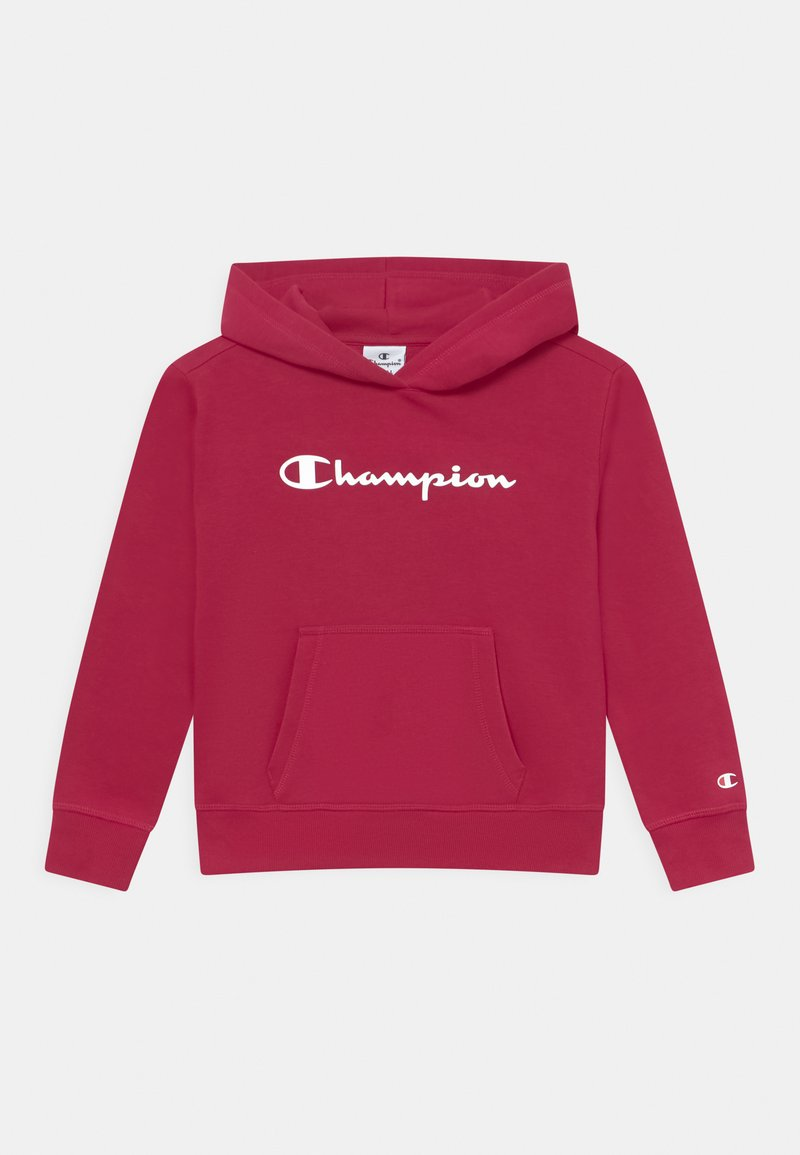 Champion - AMERICAN CLASSICS HOODED UNISEX - Mikina - red